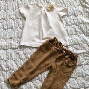 Zara Girls | Summer Outfit | 24m-2t